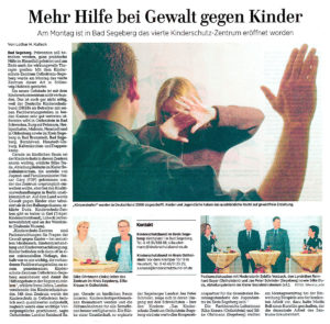 Lübecker Nachrichten 14.11.2017