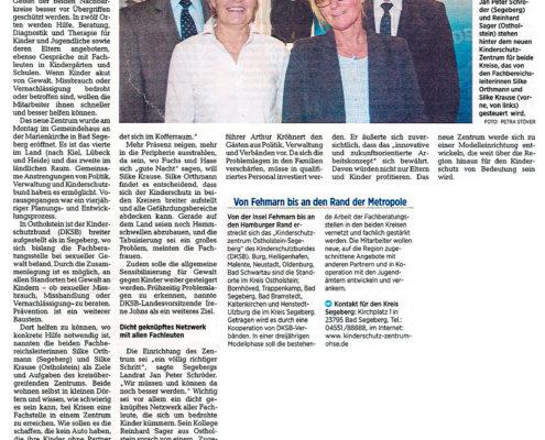 Segeberger Zeitung 14.11.2017